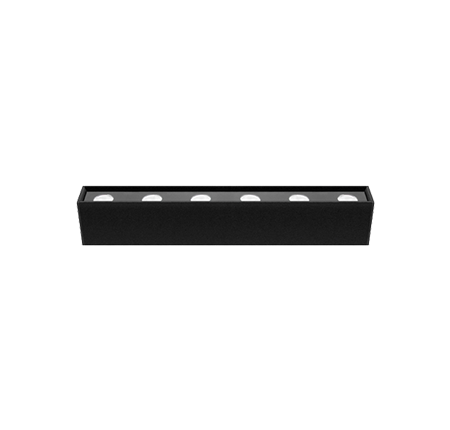linear grille lamp
