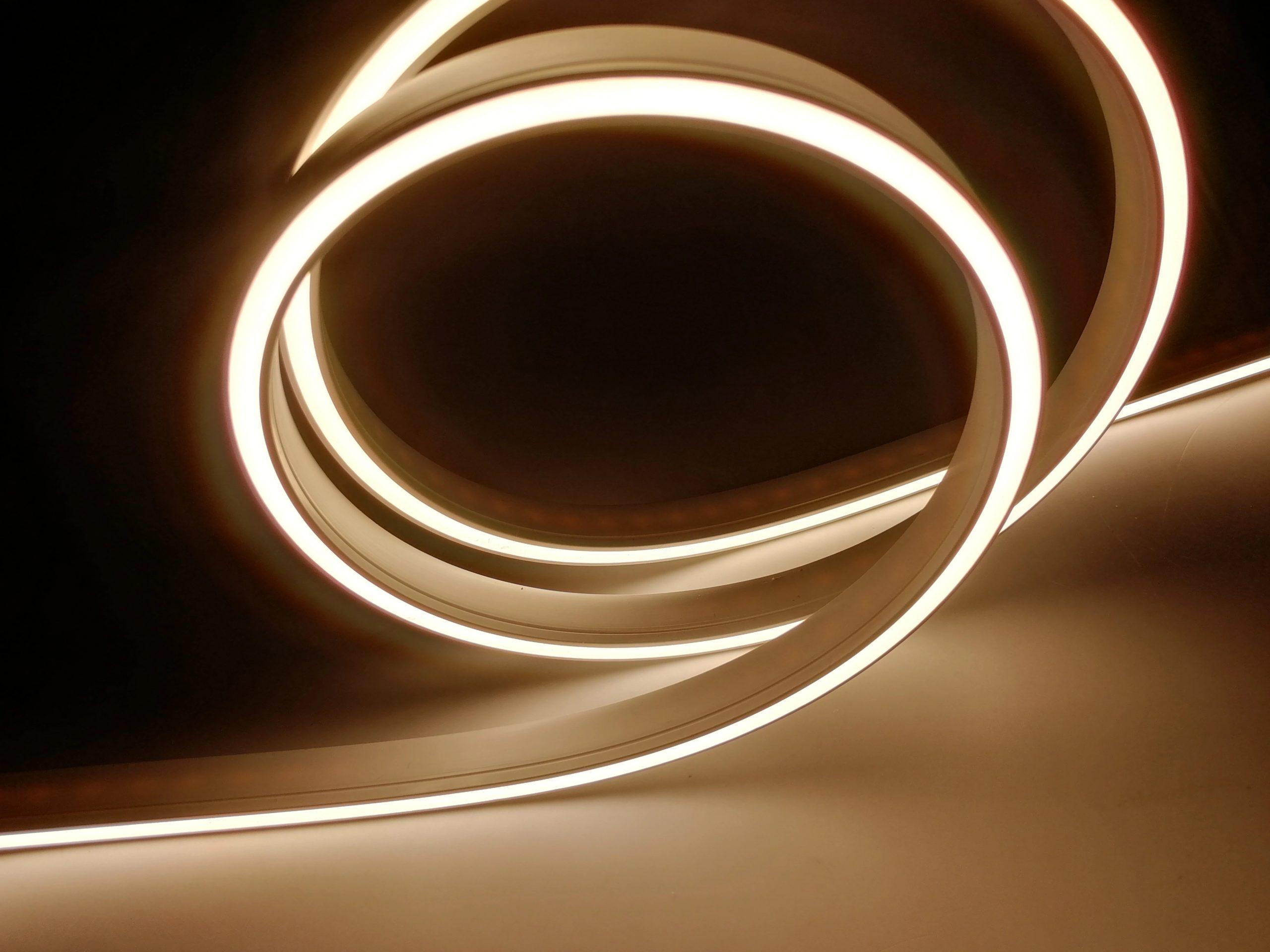 6X12 mm flexible neon rope lights