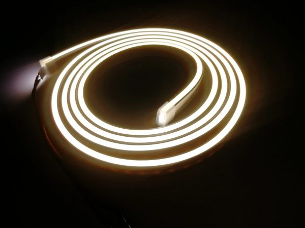 6X12mm silicone tube neon lights