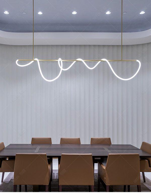 flexible linear lights