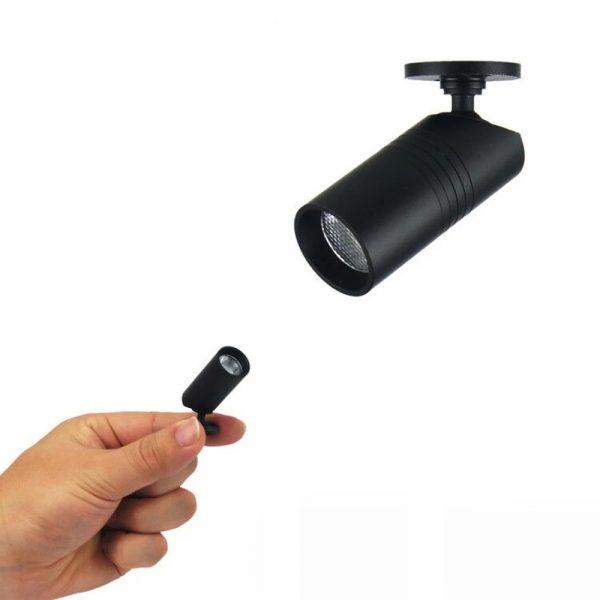Mini Magnetic Showcase Track light