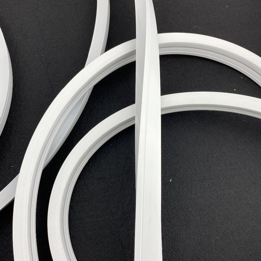 Size:12mm*20mm,silicon frosted neon tube,side view,used for PCBWidth:10mm;120° Beamangle