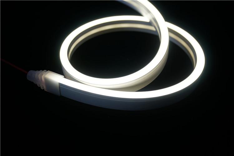 12VDC 6*12mm Neon Flex Tube,10W/M Flexible Silica Gel Profile Luminous Characters Sign Advertisement DIY Logo Lighting Letter