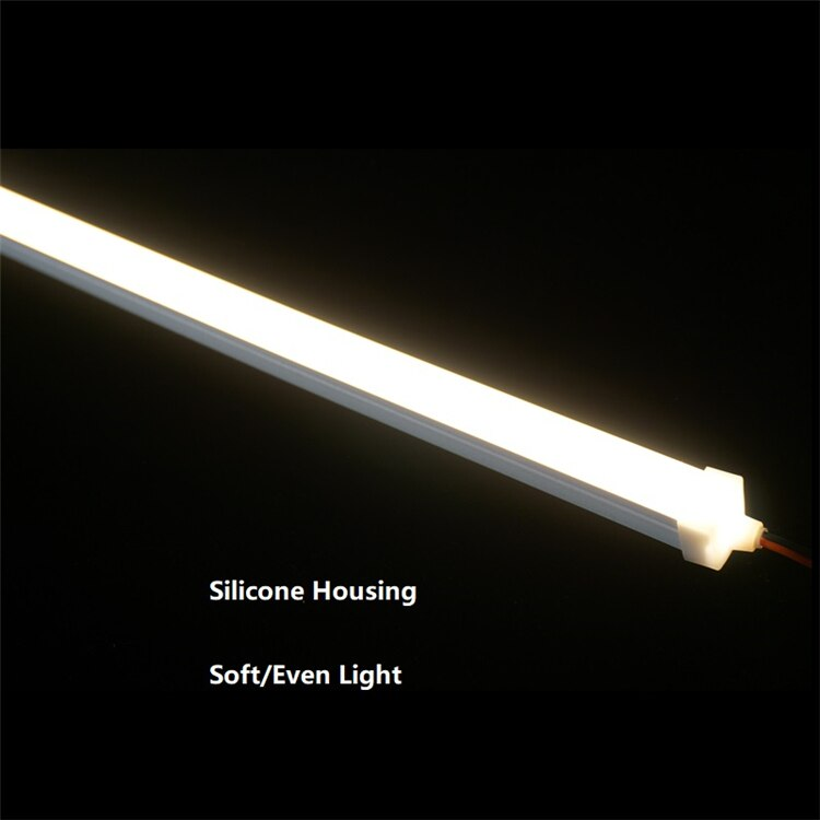12VDC 20MM Wide Neon Flex Tube,18W/M Recessed Positive Linear Strip,Flexible Silicone Housing Landscape Outline Embedded Light