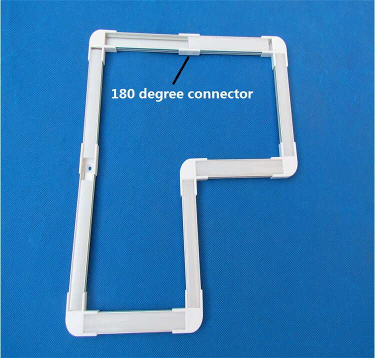 5-30pcs/lot 40inch 1m led bar light housing, led aluminium profile for 12mm pcb ,led 3528/5050/5630 strip