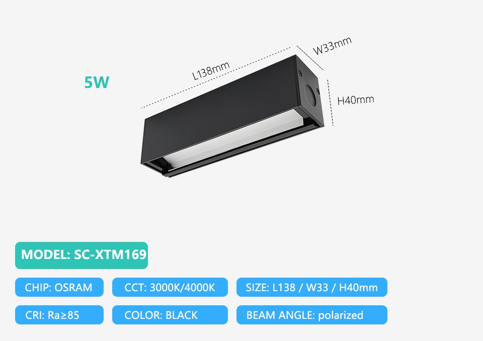 (CREATIVE INTELLIGENT) Flush-In Ceiling Suspended Intelligent Dimmable Led Magnetic Track Lighting System Finished Size 34mm