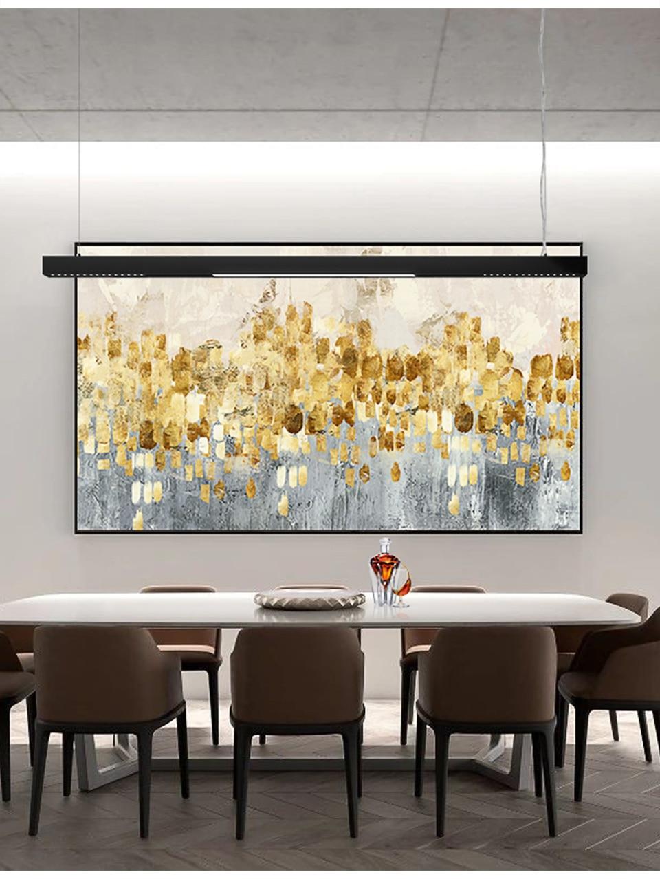 Suspended Ceiling Lighting Magnet Rails Surface Mounts On The Wall For Room Kitchen Spot Fog Luminaires LED Track Running Lamp